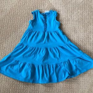 Hanna Andersson twirl dress! VGUC! Size 120